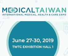 Medical Taiwan 2019