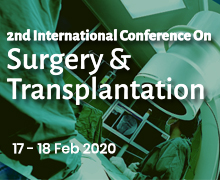 2nd International conference on Surgery and Transplantation