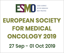 European Society for Medical Oncology 2019