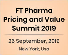 FT Pharma Pricing and Value Summit 2019