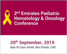 2nd Emirates Pediatric Hematology and Oncology Conference