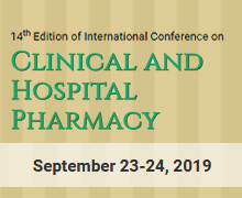 14th Edition of International Conference on Clinical and Hospital Pharmacy