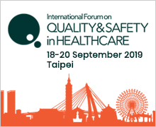International Forum on Quality and Safety in Healthcare 2019