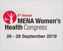 MENA Women's Health Congress  2019