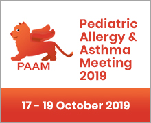 Pediatric Allergy and Asthma Meeting 2019