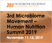 3rd Microbiome Movement – Human Nutrition Summit 2019