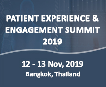 Patient Experience & Engagement Summit  2019