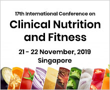17th International Conference on Clinical Nutrition and Fitness
