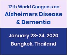 12th World Congress on  Alzheimers Disease & Dementia