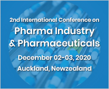2nd International Conference on Pharma Industry and Pharmaceuticals