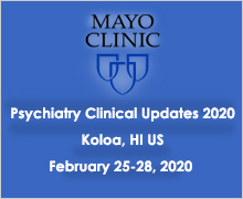Psychiatry Clinical Updates 2020