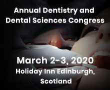 Annual Dentistry and Dental Sciences Congress