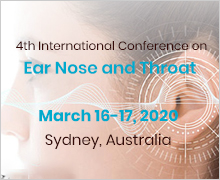 4th International Conference on Ear Nose and Throat