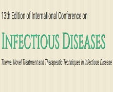 13th Edition of International Conference on Infectious Diseases