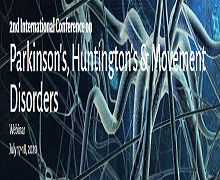 2nd International Conference on Parkinson's, Huntington's & Movement Disorders