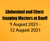 Abdominal and Chest Imaging Masters at Banff