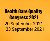 Health Care Quality Congress 2021