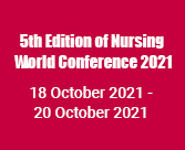 5th Edition of Nursing World Conference 2021