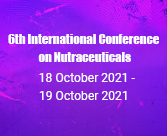 6th International Conference on Nutraceuticals