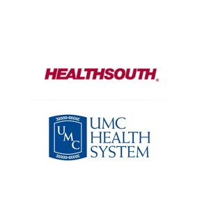 HealthSouth Corporation Partners with University Medical Center Health System to build 40-bed inpatient rehabilitation hospital