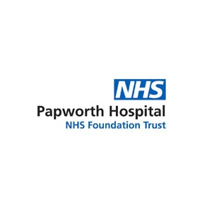 New Papworth Hospital on Cambridge Biomedical Campus, UK