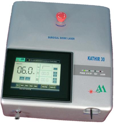 Diode Laser System Surgical Equipment Aarvam Medical