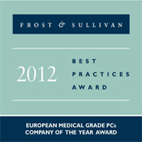Frost & Sullivan Presents Advantech with the