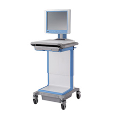 Computerized Nursing Cart
