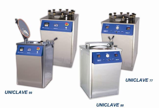 Uniclave Sterilizers