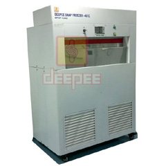 Plasma Snap Freezer