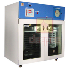 Platelet Incubator with Agitator