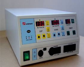 Microprocessor Controlled Electrosurgical Unit