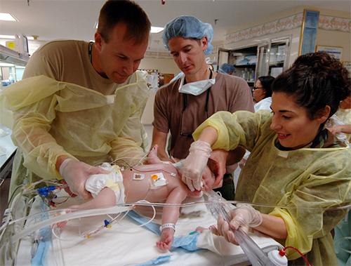 Paediatric Intensive Care Unit