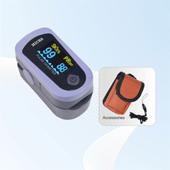 Finger Tips Pulse Oximeter