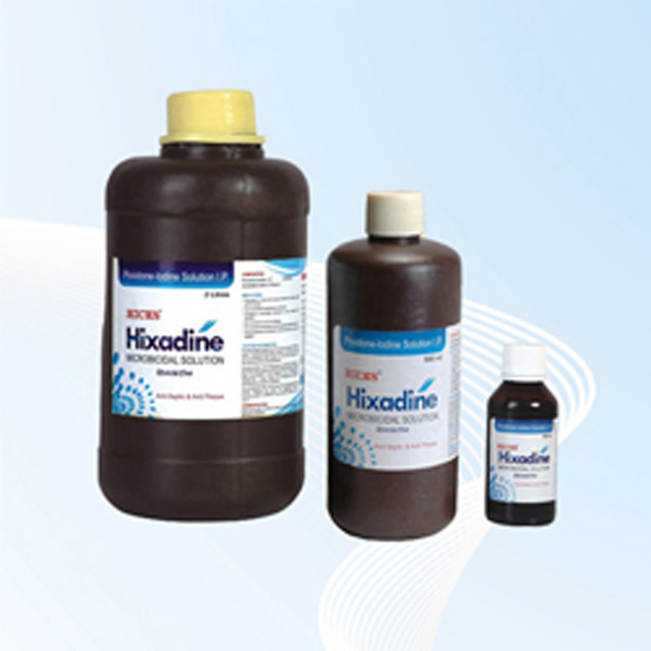 Povidone-Iodine Solution I.P.