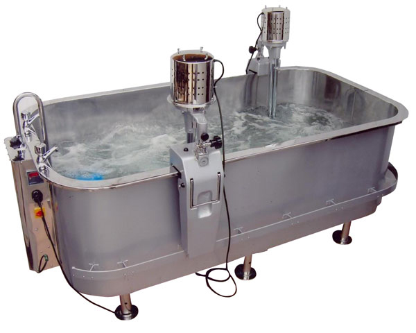 Hydrotherapy Tank (Rectangular Shape)