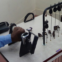NIRMAL HAND EXERCISE WORK STATION