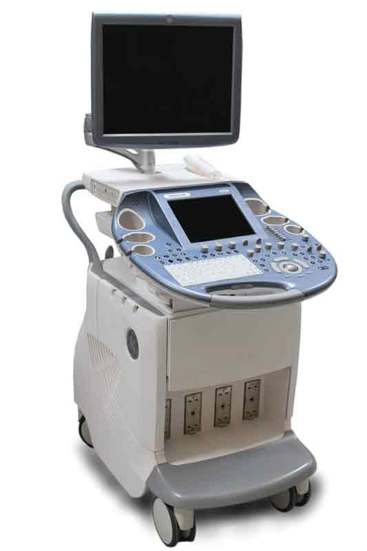Ultrasound Voluson E8