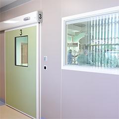 Lindo® Hospital Doors