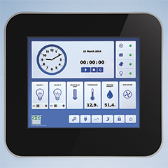 Lindo® Touchscreen Control Panel