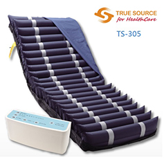 TS-305 Digital/Knob Alternating Air Mattress & Pump System