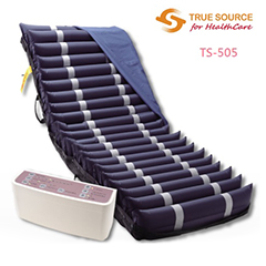 TS-505 Advanced Digital Alternating Air Mattress & Pump System
