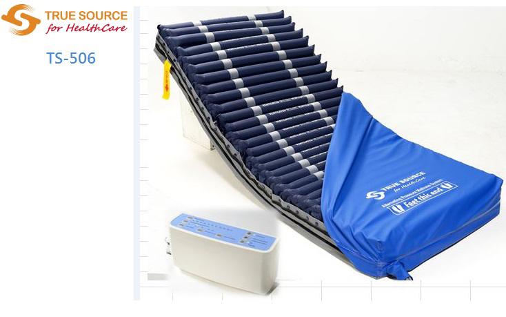 TS-506 Advanced Digital Alternating Air Mattress & Pump System