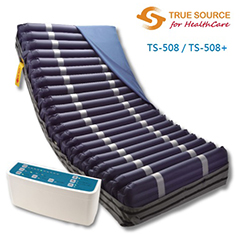 TS-508 / TS-508+Advanced Digital Alternating Air Mattress & Pump System